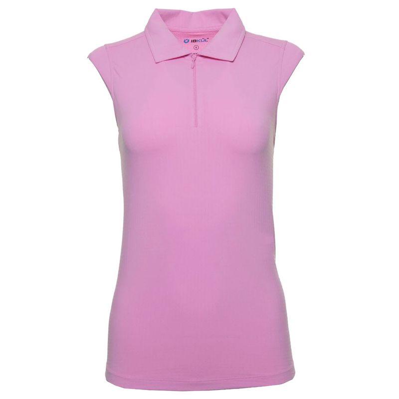 Ibkul-Women-s-Solid-Sleeveless-Polo-3004229