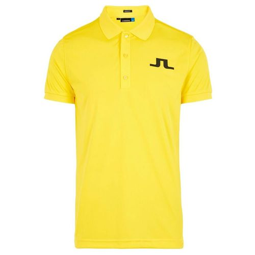 J. Lindeberg Men's Big Bridge TX Jersey Polo