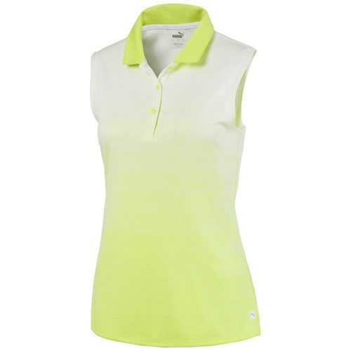 Puma Women's Ombre Sleeveless Polo