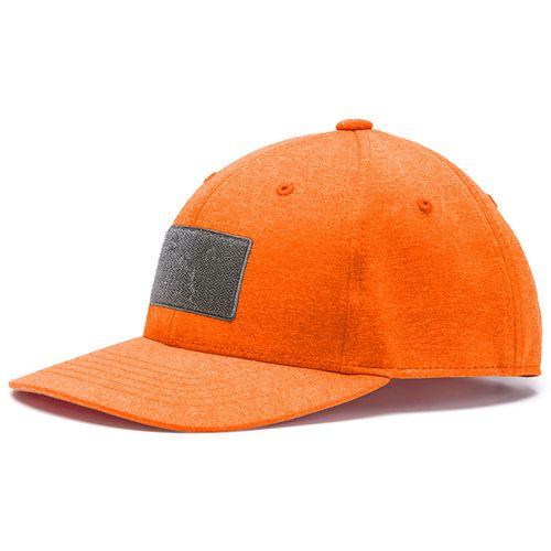 Puma Juniors' Utility Patch 110 Snapback Hat