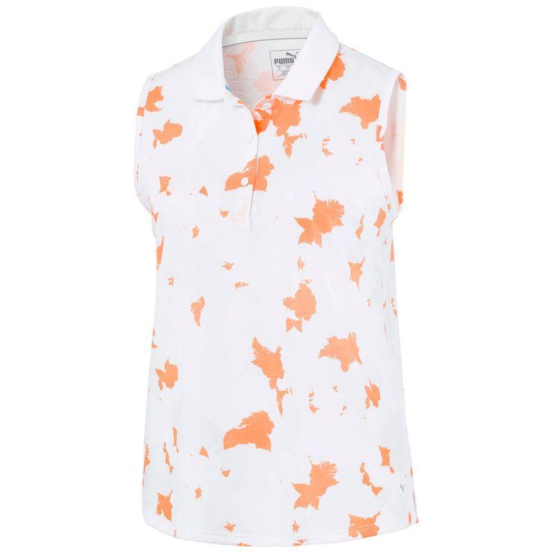 Puma-Women-s-Floral-Sleeveless-Golf-Polo-2116012