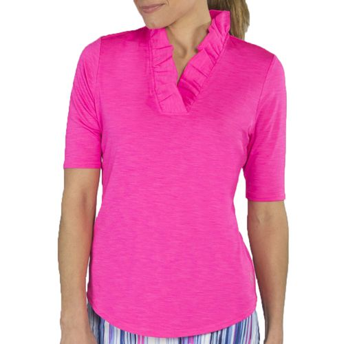 JoFit Women's Millie 1/2 Sleeve Polo