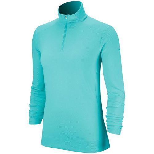 Nike Women's Dri-Fit UV 1/4 Zip Pullover