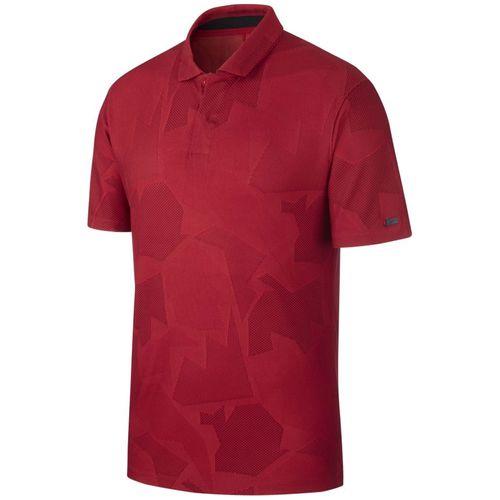 Nike Men's Dri-Fit Tiger Woods Camo Polo