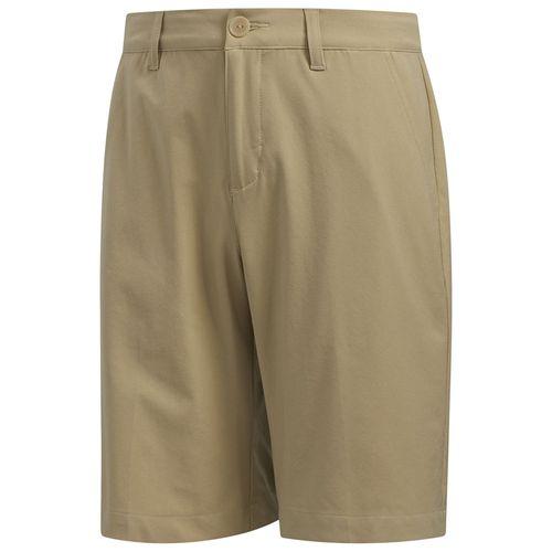 adidas Juniors' Solid Golf Shorts