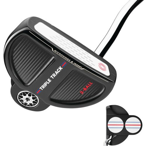 Odyssey Triple Track 2-Ball Putter