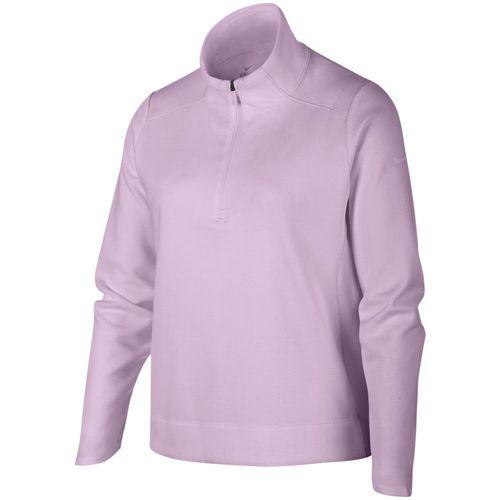 Nike Juniors' Dri Fit Girls' Long-Sleeve 1/4 Zip Pullover