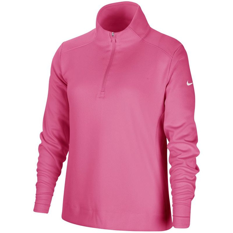 Nike-Juniors--Dri-Fit-Girls--Long-Sleeve-1-4-Zip-Pullover-2112812