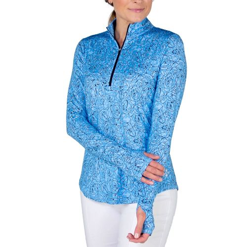 Jofit Women's UPF50 Long Sleeve Mock