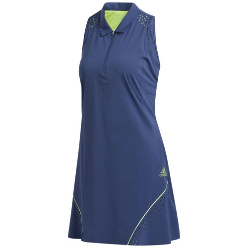 adidas Women's Perforated Color Pop Sleeveless Dress