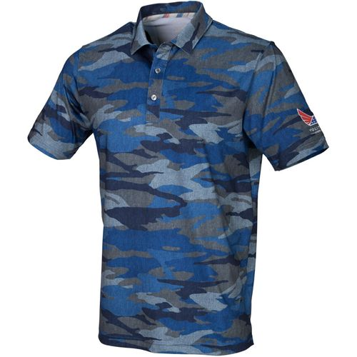 Puma Juniors' Volition Camo Polo
