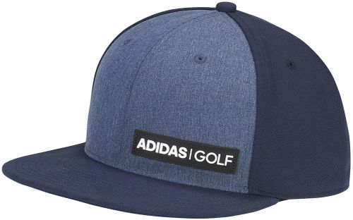 adidas Heathered Flat-Bill Hat