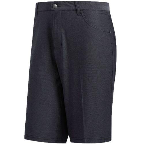 adidas Men's Ultimate365 Heather 5-Pocket Shorts