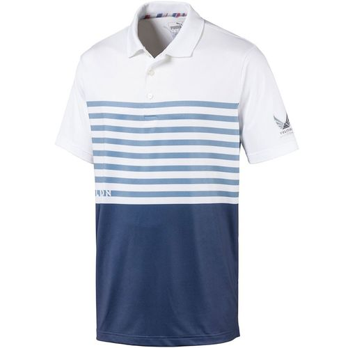 Puma Men's Volition CK6 Flag Polo