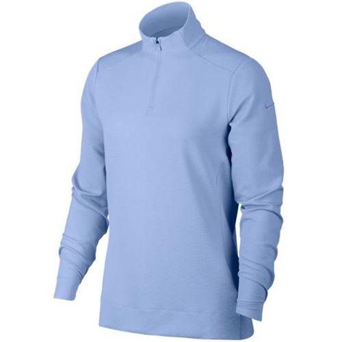 Nike Women's Dri-Fit 1/4 Zip Pullover