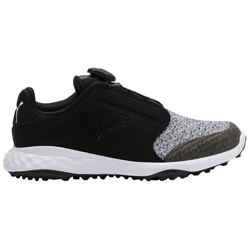 Puma Juniors' Grip Fusion Sport Disc Golf Shoes