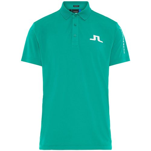 J. Lindeberg Men's Tour Tech Regular Fit TX Jersey Polo