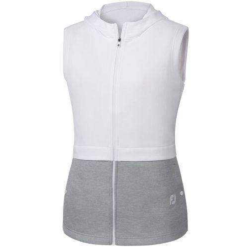 FootJoy Women's Double Layer Hooded Vest