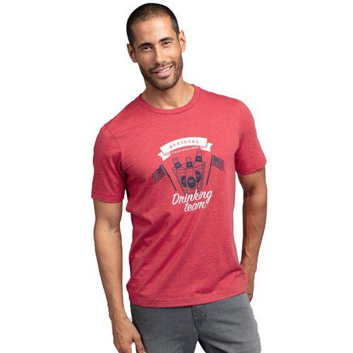 TravisMathew Men's Drinking Team T-Shirt