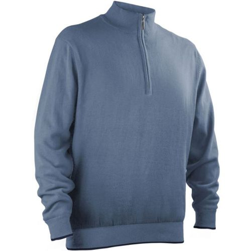 Sun Mountain Men's Gale Force 1/4-Zip Pullover