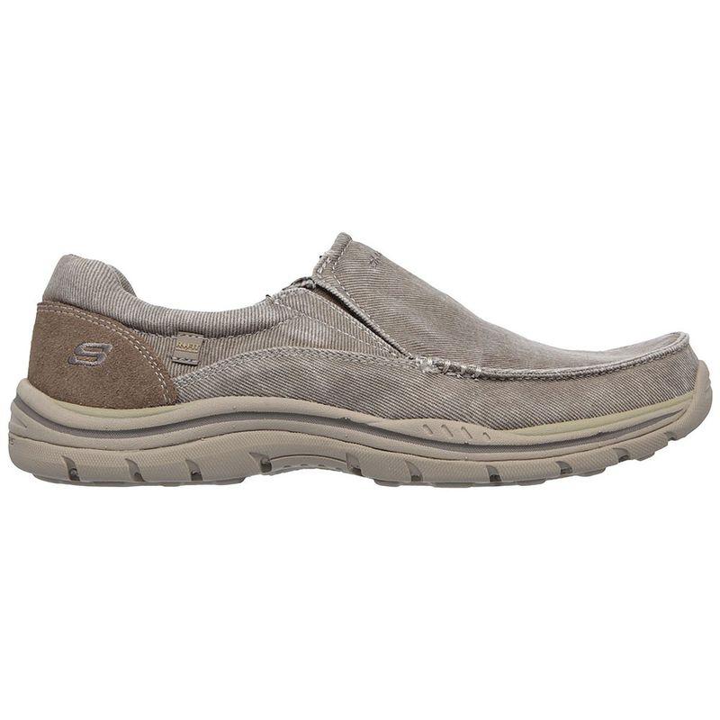Skechers-Men-s-Moc-Toe-Canvas-Slip-On-Shoes-1524170