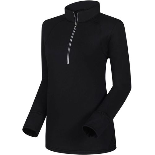 FootJoy Women's Textured Back 1/2 Zip Pullover