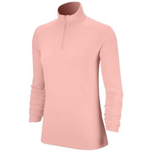 Nike Women's Dri Fit UV 1/4 Zip Pullover