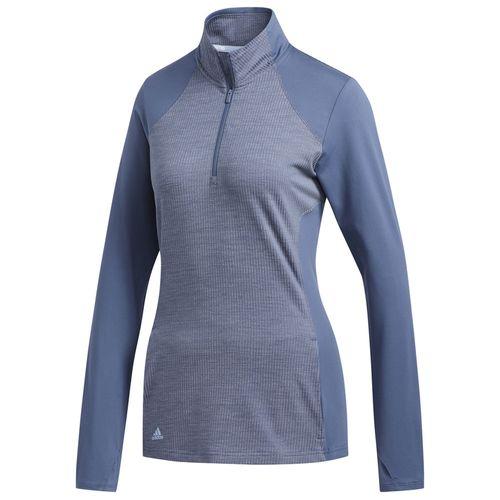 adidas Women's Half-Zip Knit Pullover