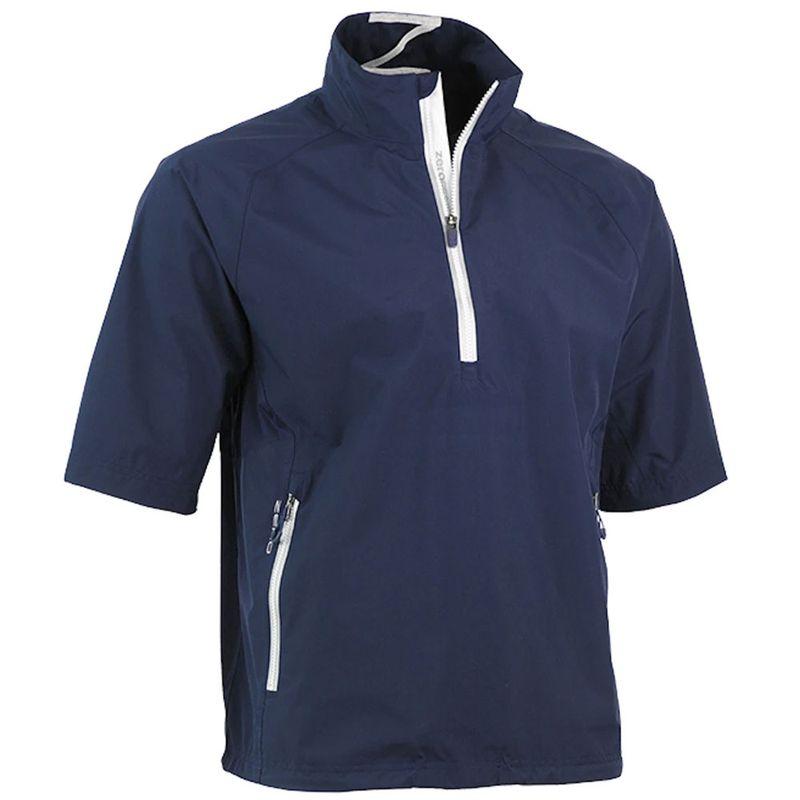 Zero-Restriction-Men-s-Power-Torque-1-4-Zip-Short-Sleeve-Pullover-2135835