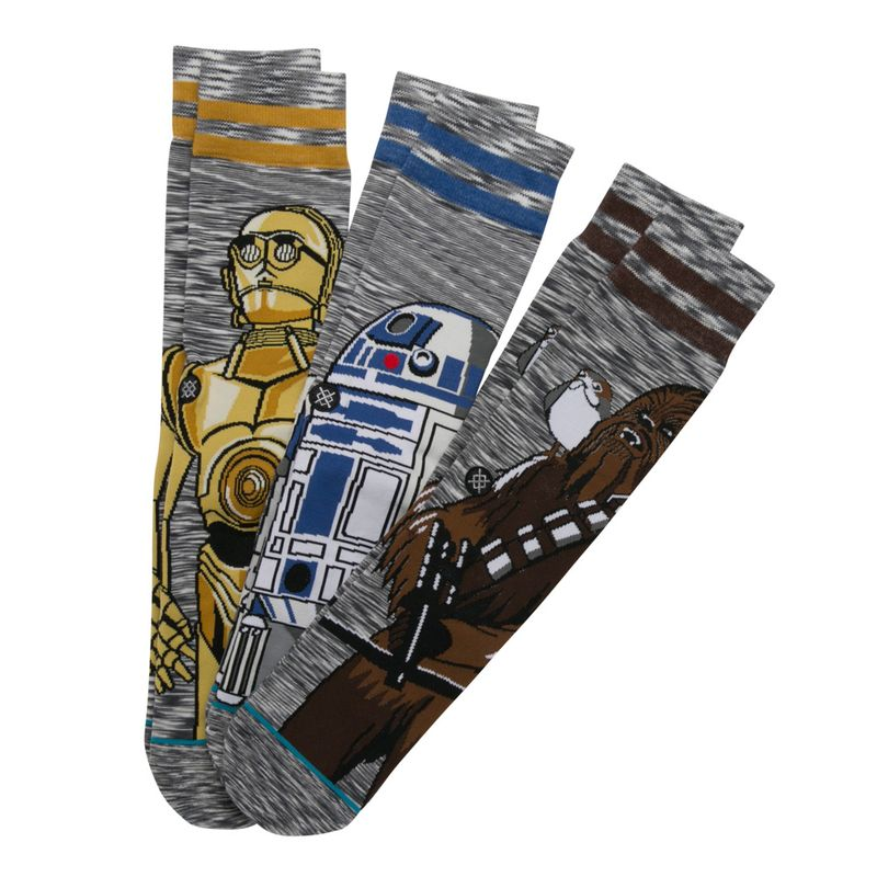 Stance-Men-s-Star-Wars-Sidekick-Socks---3-Pack-1121490