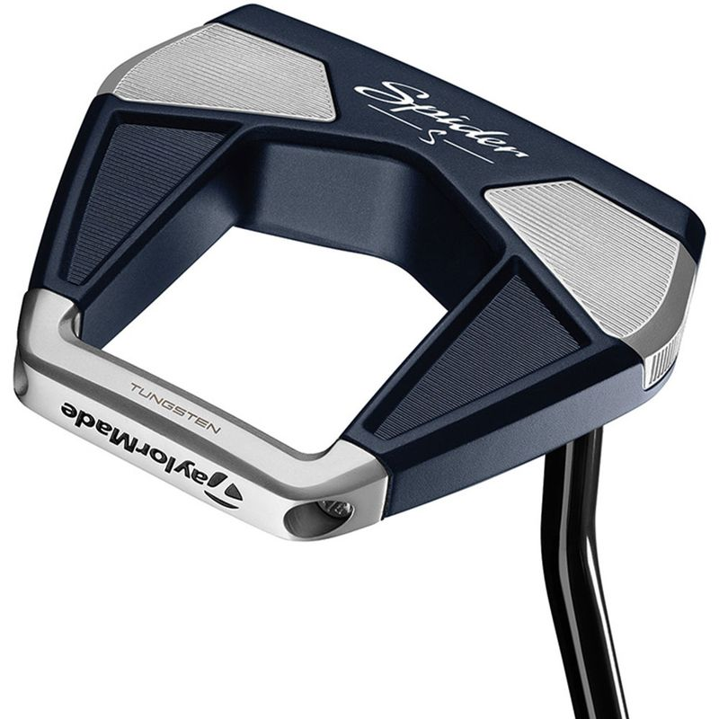 TaylorMade-Spider-S-Putter---Navy-5003356