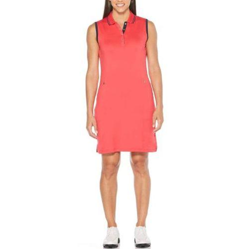 Callaway Women's Sleeveless Polo Dress