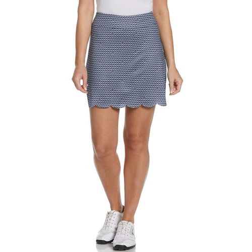 Callaway Women's Allover Flamingo Print Skort