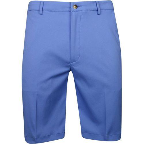 Tourney Men's Solid Tech Flat Front Shorts