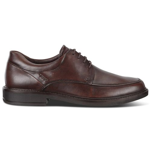 Ecco Men's Holton Apron Toe Tie Casual Shoes