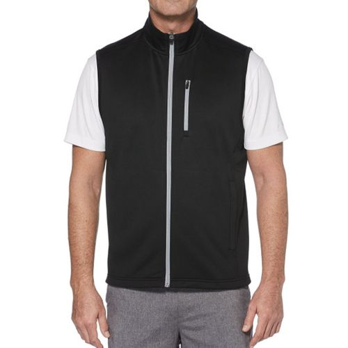Ben Hogan Men's Full Zip Fleece Vest