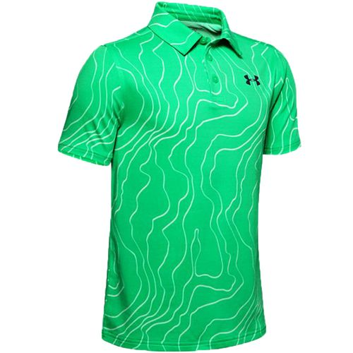 Under Armour Juniors' Playoff Polo