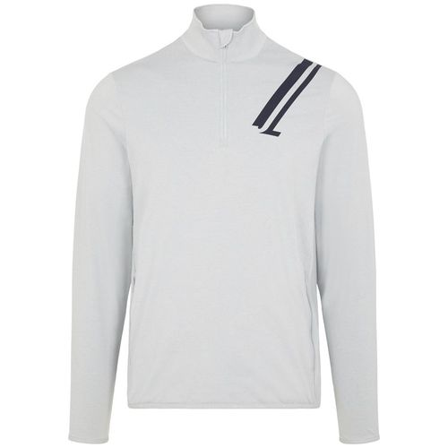 J. Lindeberg Men's Jello 1/4 Zip Light Midlayer