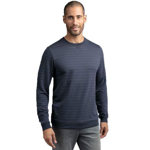 TravisMathew Men's Carlin Crew Neck Sweater