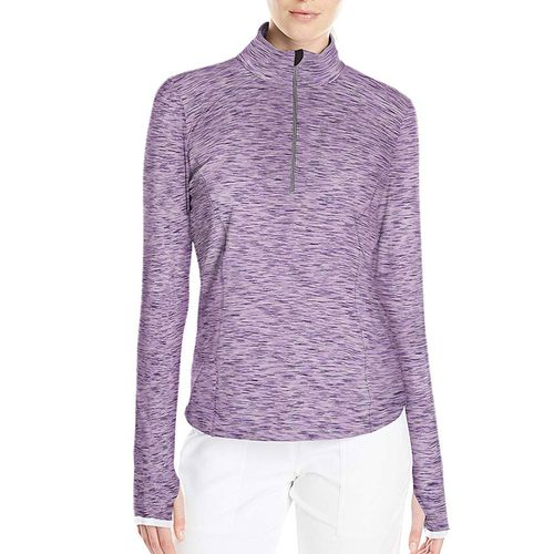 Zero Restriction Women's Shae Zip Mock Jacket