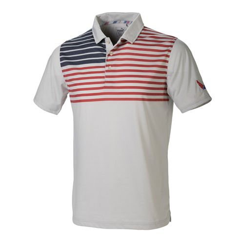 Puma Men's Volition Patriot Polo