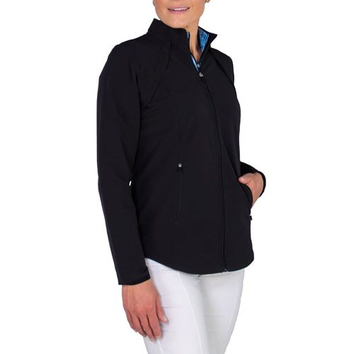 JoFit Women's Wind Removable Sleeves Jacket