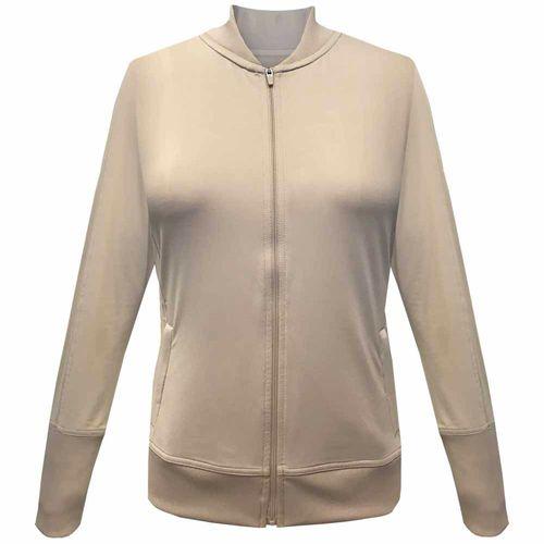 Lady Pinseeker Women's Long Sleeve 1/4 Zip Mock Neck Pullover