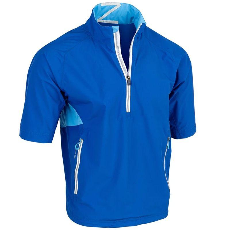 Zero-Restriction-Men-s-Power-Torque-1-4-Zip-Short-Sleeve-Pullover-2135822