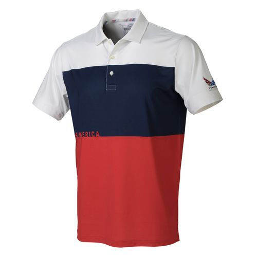 Puma Men's Volition CK6 America Polo