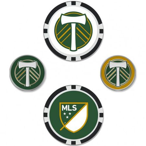 Team Effort MLS Ball Marker Set - 4PK