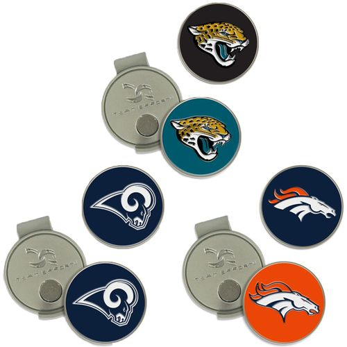 NFL Hat Clip w/ Ball Markers