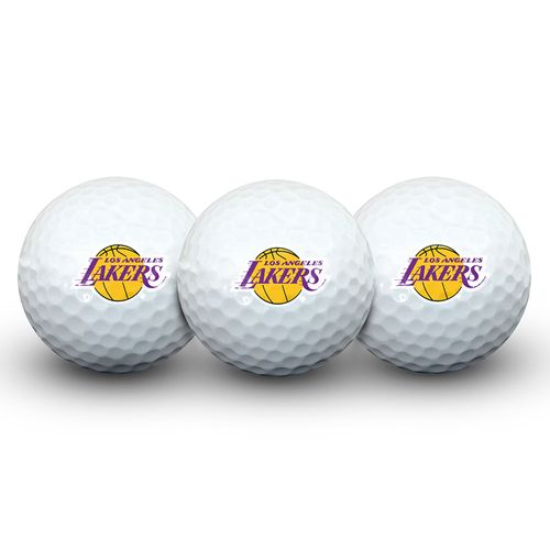 Team Effort NBA 3-Ball Pack Golf Balls