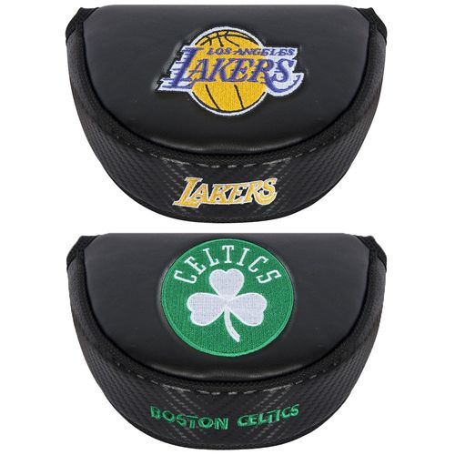 NBA Black Mallet Putter Headcover