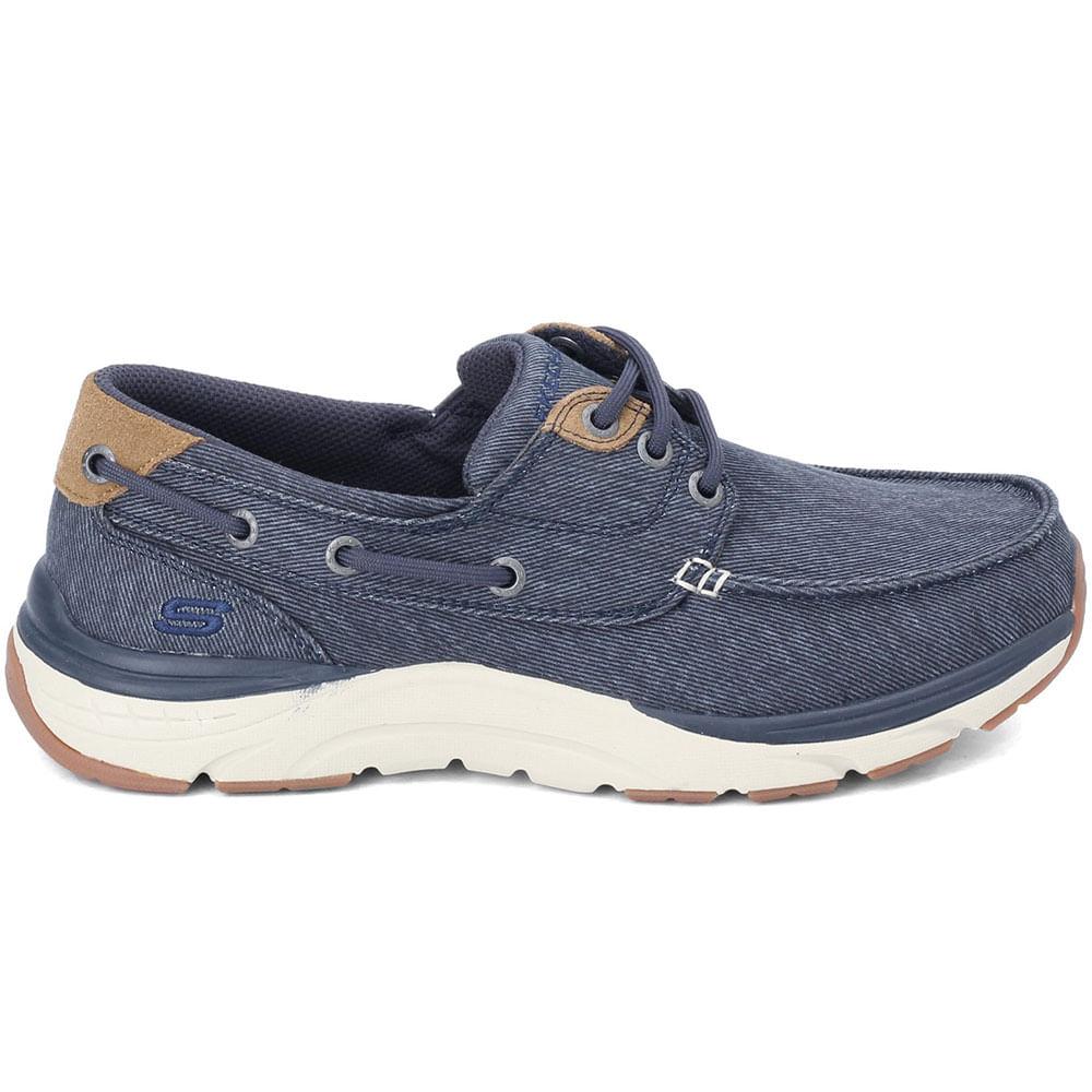 sketchers mens slip on shoes